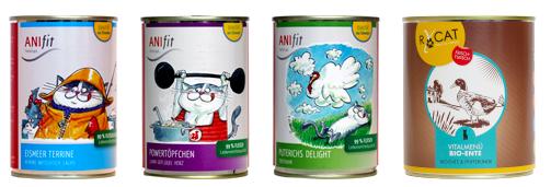 Katzenfutter von Anifit