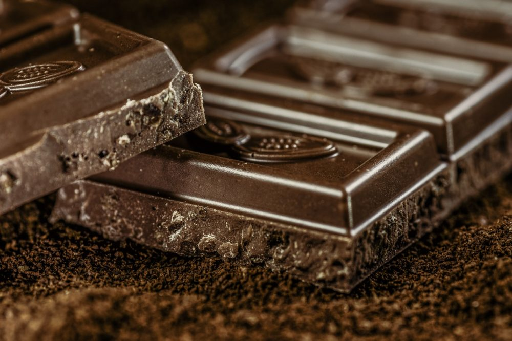 katze schokolade